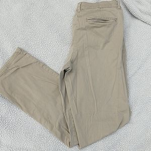 Lee size 10 khaki pants